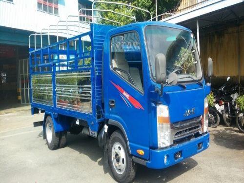 Hình minh họa: Xe tải JAC Trung Quốc được đánh giá cao